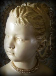 Bust of Young Girl II, Watermark       IMG_1649 (2)