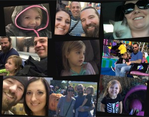 9 Images, Family Matters     Ribbet collage